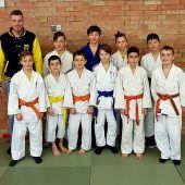 Dornbirner Judokas in der Schweiz stark