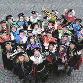 Feldkirch wird wieder zur Faschingshochburg