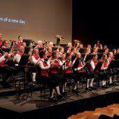 Stadtmusik Bregenz begeisterte mit ihrem Frühjahrskonzert