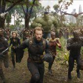 Gewaltiger Aufmarsch der Superhelden