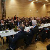 Über 1600 Einsätze im Bezirk Bregenz