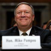 US-Senat bestätigt Mike Pompeo