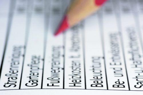 Ein Betriebskostencheck ist empfehlenswert, bei Unklarheiten nachfragen.