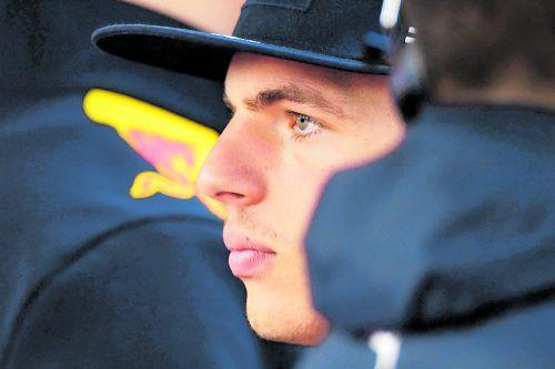 Ein junges Talent, das noch (zu) oft über das Ziel schießt: Max Verstappen ist wegen seiner aktuellen Fahrweise in der Kritik.APA
