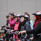Montfortstadt bietet Frauen-Fahrradkurse