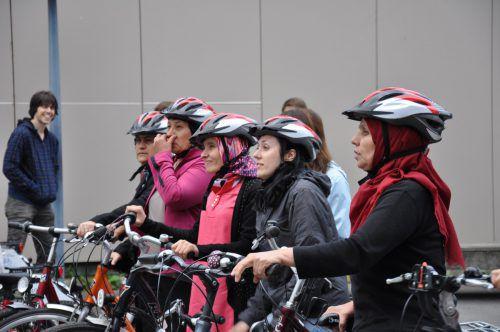 Ein Radkurs für Frauen, die schon länger nicht mehr mit dem Fahrrad unterwegs waren, steht ab 2. Mai in der Montfortstadt am Programm. Stadt Feldkirch