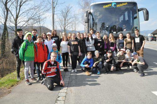 Eine Ausfahrt in den Skills-Park nach Winterthur stieß bei Teilnehmern am Osterferienprogramm auf große Begeisterung. Stadt