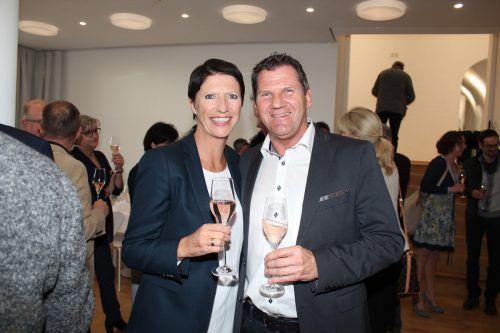 Elke und Werner Metzler.