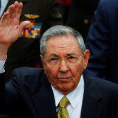 Kubanisches Parlament leitet Ende der Ära Castro ein