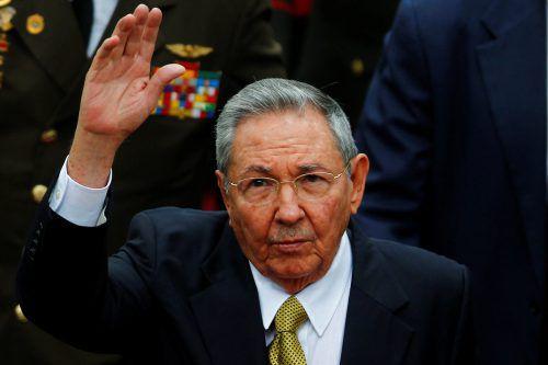 Ende einer Ära: 2006 übernahm Raúl Castro die Amtsgeschäfte von Bruder Fidel. reuters