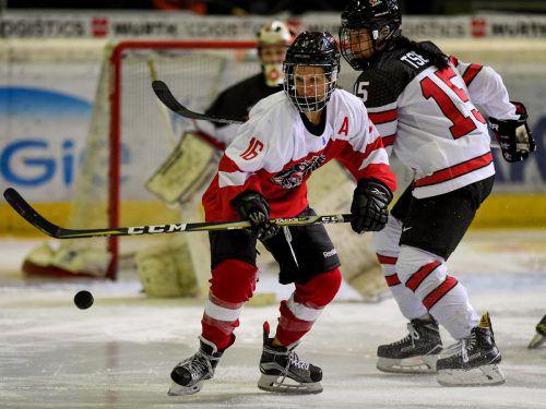 Eva-Maria Beiter-Schwärzler steht seit 20 Jahren für Österreichs Nationalteam auf dem Eis. GEPA