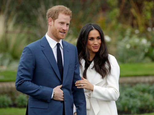 Thomas Markle hätte seine Tochter Meghan bei ihrer Hochzeit mit Prinz Harry am kommenden Samstag zum Altar führen sollen. AP