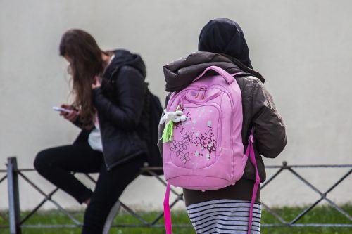 Mädchen dürfen in der Volksschule wieder Kopftuch tragen. VN/Steurer