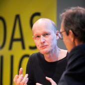 Vorarlberger Schriftsteller Arno Geiger erhält renommierten Breitbach-Preis. D7