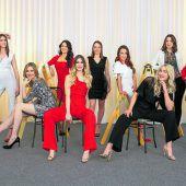 Die VN geben im Journal zur Misswahl einen Vorgeschmack auf das große Beauty-Event. Beilage