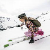 Ski-Spaß im Dirndl