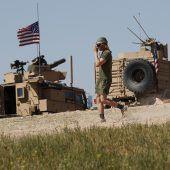 Noch kein Einsatz für US-Armee. Der Westen zögert mit Angriff in Syrien. A2