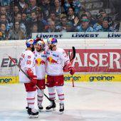 Salzburg ist zum achten Mal Meister