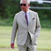 Prinz Charles ist Kastom-Chef