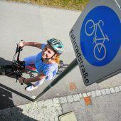 Fahrradstraßen im Trend