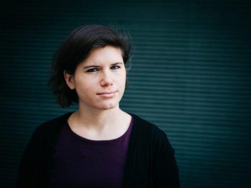 """Ingrid Brodnig spricht über """"Macht und Gewalt im Internet"""" . Brandstätter Verlag"""