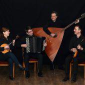 Exprompt – Virtuose Klangkunst aus Russland