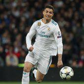 Ronaldo rettete Real Madrid. C1