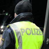 Falsche Polizisten sorgen für Wirbel. B1