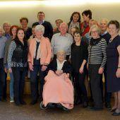 Klara Gächter feierte ihren 106. Geburtstag
