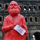 Karl Marx und Humor