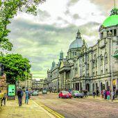 Maritimes Flair in Aberdeen
