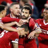 Liverpool bejubelt seinen Traumsturm und einen verrückten 5:2-Erfolg. C2