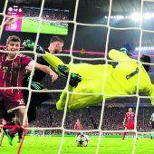Bayern München muss gegen Real bluten