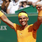 Nächster Rekord von Nadal