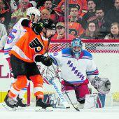 Raffl und die Flyers stehen im Play-off