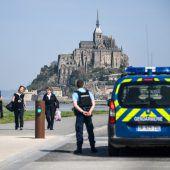 Nach Drohung: Touristenattraktion Mont-Saint-Michel evakuiert