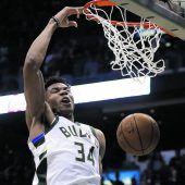 Bucks zwingen die Celtics zu Spiel sieben