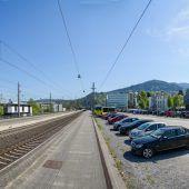 Masterplan für Bahnhofquartier