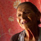 96-Jährige geht noch zur Schule