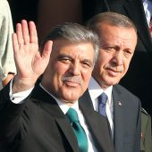 Abdullah Gül in Reserve