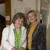 Künstler-Duo in der Villa Falkenhorst