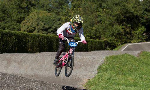 Hannah Muther wurde Landesmeisterin in der Unter-11/12-Kategorie.Privat