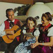 Eine Legende des Walser Volkslieds