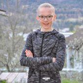 Klara rennt