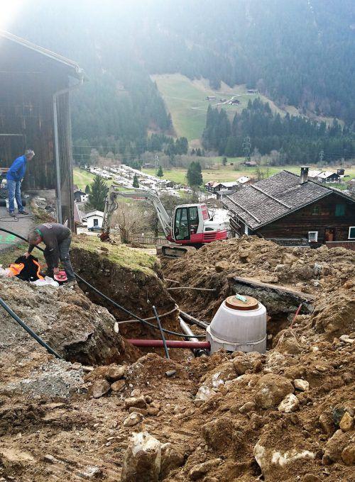 Breitbandausbau wie hier in Gaschurn wird vom Land weiter vorangetrieben. VN