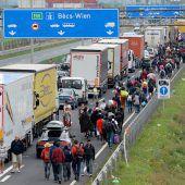 Langes Warten auf den Asylbescheid