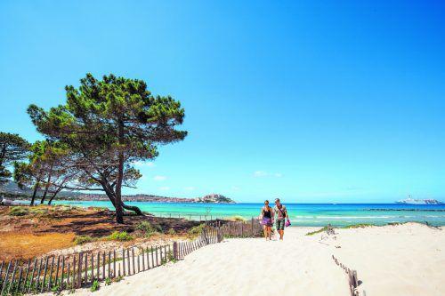 In Kooperation mit Rhomberg Reisen werden sechs Traumurlaube auf Korsika im Gesamtwert von 10.000 Euro verlost.david spettel