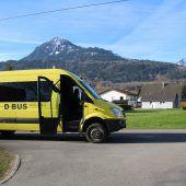 Neue Buslinie für Frastanzer Ortsteil