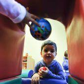 Länder zittern um Geld für Kinderbetreuung