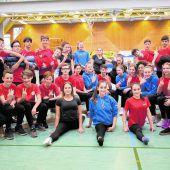 Große Bühne für den Schulsport